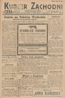 Kurjer Zachodni Iskra. R.27, 1936, nr44