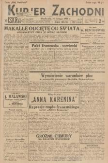 Kurjer Zachodni Iskra. R.27, 1936, nr46