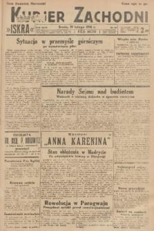 Kurjer Zachodni Iskra. R.27, 1936, nr49 + dod.