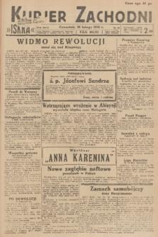 Kurjer Zachodni Iskra. R.27, 1936, nr50