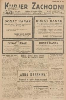 Kurjer Zachodni Iskra. R.27, 1936, nr52
