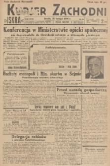 Kurjer Zachodni Iskra. R.27, 1936, nr56 + dod.
