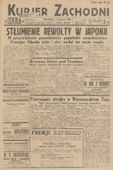 Kurjer Zachodni Iskra. R.27, 1936, nr60