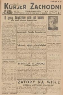 Kurjer Zachodni Iskra. R.27, 1936, nr62