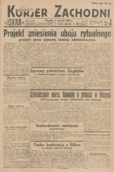 Kurjer Zachodni Iskra. R.27, 1936, nr65