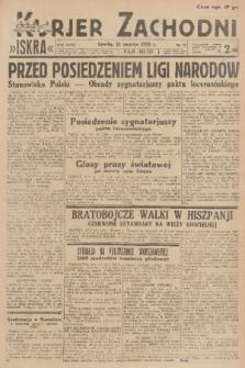 Kurjer Zachodni Iskra. R.27, 1936, nr70