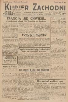 Kurjer Zachodni Iskra. R.27, 1936, nr71 + dod.
