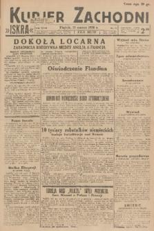 Kurjer Zachodni Iskra. R.27, 1936, nr72