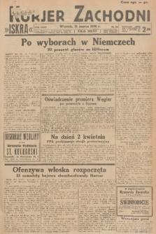 Kurjer Zachodni Iskra. R.27, 1936, nr90