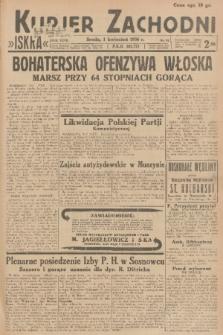 Kurjer Zachodni Iskra. R.27, 1936, nr91