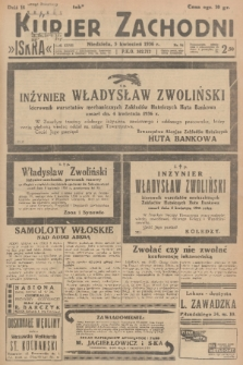 Kurjer Zachodni Iskra. R.27, 1936, nr95