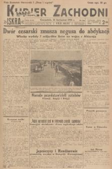 Kurjer Zachodni Iskra. R.27, 1936, nr104 + dod.
