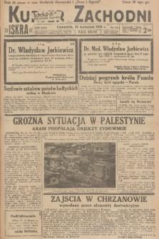 Kurjer Zachodni Iskra. R.27, 1936, nr118 + dod.