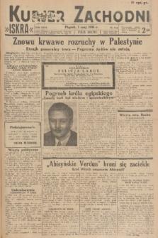 Kurjer Zachodni Iskra. R.27, 1936, nr119