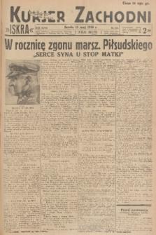 Kurjer Zachodni Iskra. R.27, 1936, nr131