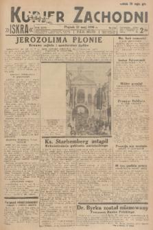 Kurjer Zachodni Iskra. R.27, 1936, nr133