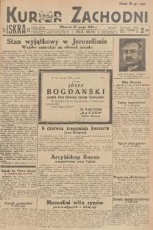 Kurjer Zachodni Iskra. R.27, 1936, nr137
