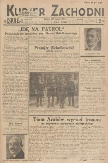 Kurjer Zachodni Iskra. R.27, 1936, nr138