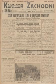 Kurjer Zachodni Iskra. R.27, 1936, nr139 + dod.