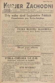 Kurjer Zachodni Iskra. R.27, 1936, nr143