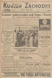 Kurjer Zachodni Iskra. R.27, 1936, nr148 + dod.