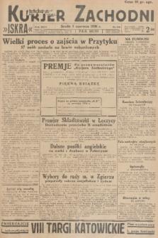 Kurjer Zachodni Iskra. R.27, 1936, nr150