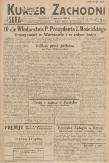 Kurjer Zachodni Iskra. R.27, 1936, nr151 + dod.