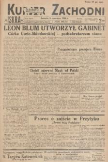 Kurjer Zachodni Iskra. R.27, 1936, nr153
