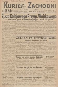 Kurjer Zachodni Iskra. R.27, 1936, nr155