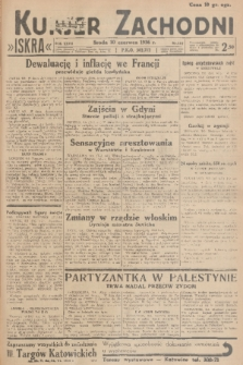 Kurjer Zachodni Iskra. R.27, 1936, nr157