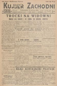 Kurjer Zachodni Iskra. R.27, 1936, nr169