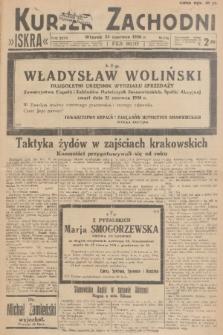 Kurjer Zachodni Iskra. R.27, 1936, nr170