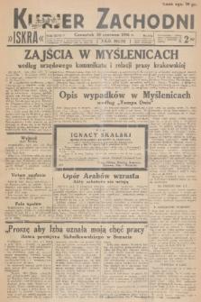 Kurjer Zachodni Iskra. R.27, 1936, nr172