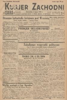 Kurjer Zachodni Iskra. R.27, 1936, nr178 + dod.