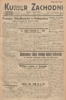 Kurjer Zachodni Iskra. R.27, 1936, nr180