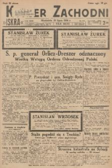 Kurjer Zachodni Iskra. R.27, 1936, nr195