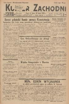 Kurjer Zachodni Iskra. R.27, 1936, nr196