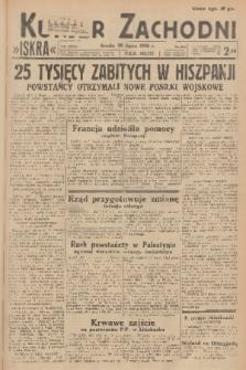 Kurjer Zachodni Iskra. R.27, 1936, nr205
