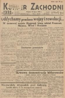 Kurjer Zachodni Iskra. R.27, 1936, nr207