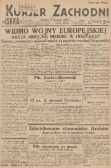 Kurjer Zachodni Iskra. R.27, 1936, nr215