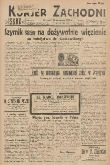 Kurjer Zachodni Iskra. R.27, 1936, nr218