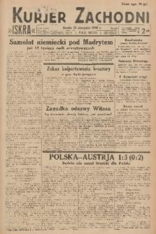 Kurjer Zachodni Iskra. R.27, 1936, nr219