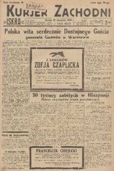 Kurjer Zachodni Iskra. R.27, 1936, nr220 + dod.