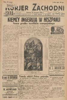Kurjer Zachodni Iskra. R.27, 1936, nr222