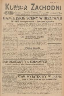 Kurjer Zachodni Iskra. R.27, 1936, nr226