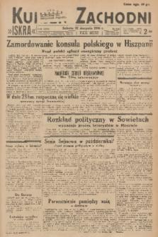 Kurjer Zachodni Iskra. R.27, 1936, nr228