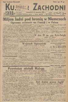Kurjer Zachodni Iskra. R.27, 1936, nr233 + dod.