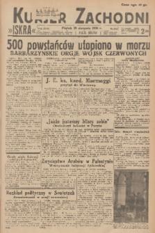Kurjer Zachodni Iskra. R.27, 1936, nr234