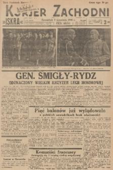Kurjer Zachodni Iskra. R.27, 1936, nr240 + dod.