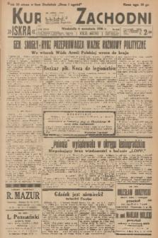 Kurjer Zachodni Iskra. R.27, 1936, nr243 + dod.